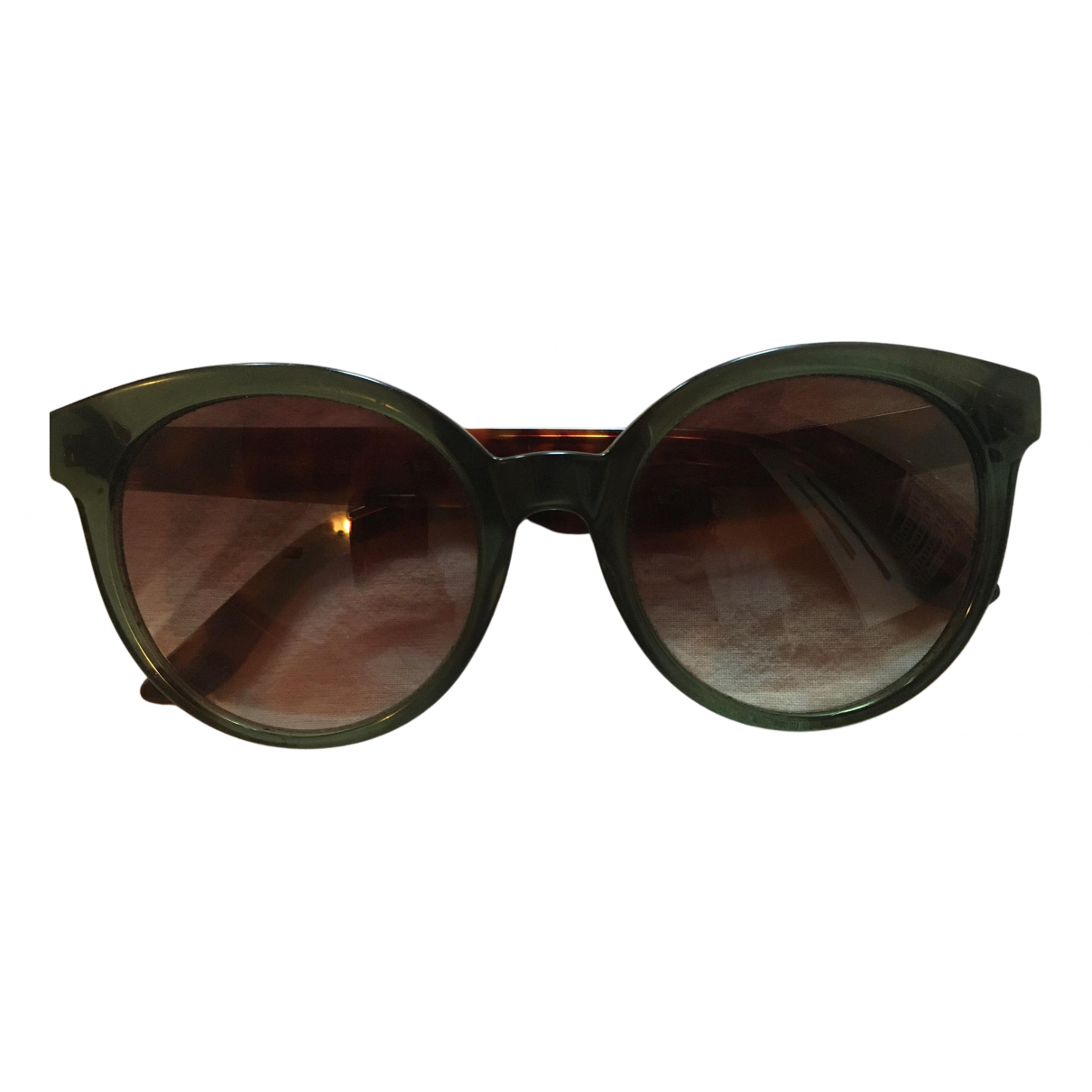Tommy Hilfiger N Green Sunglasses for Women N