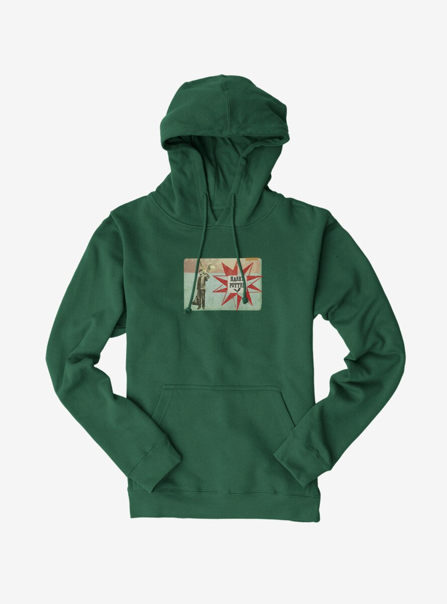 Harry Potter Hedwig And Harry Hoodie