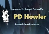 PD Howler 9.6 Digital Painter and Visual FX box Steam CD Key