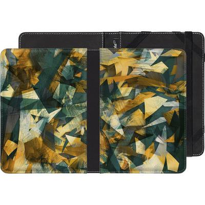Pocketbook Touch Lux 2 eBook Reader Huelle - Raw Texture von Danny Ivan