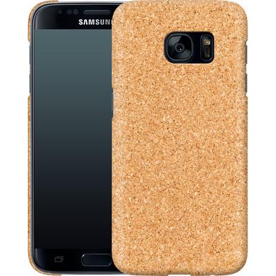 Samsung Galaxy S7 Smartphone Huelle - Cork von caseable Designs