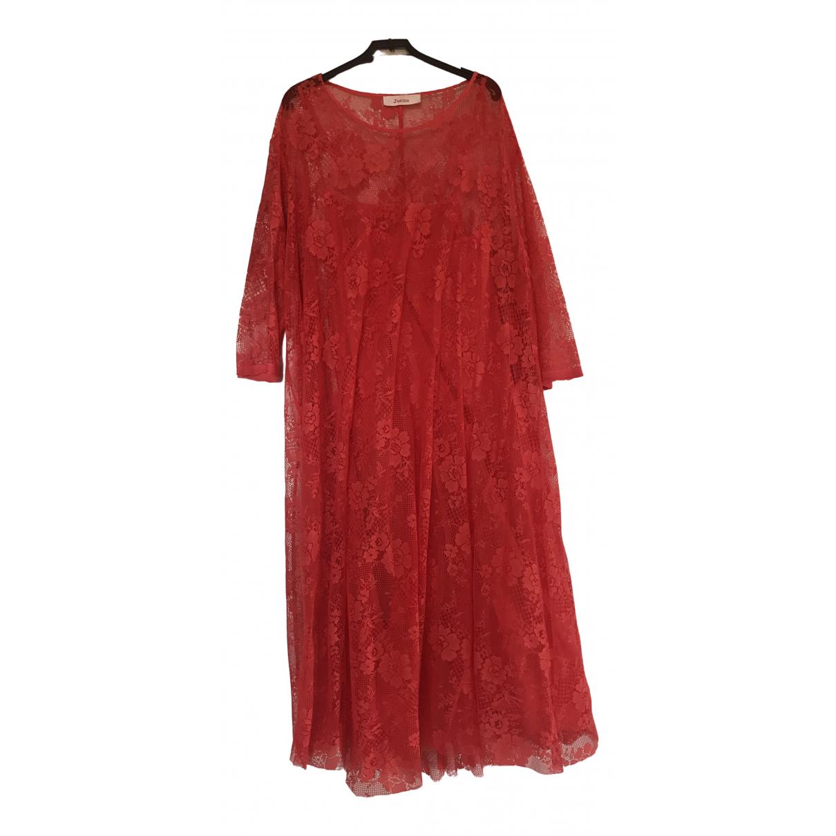 Jucca - Robe   pour femme en dentelle