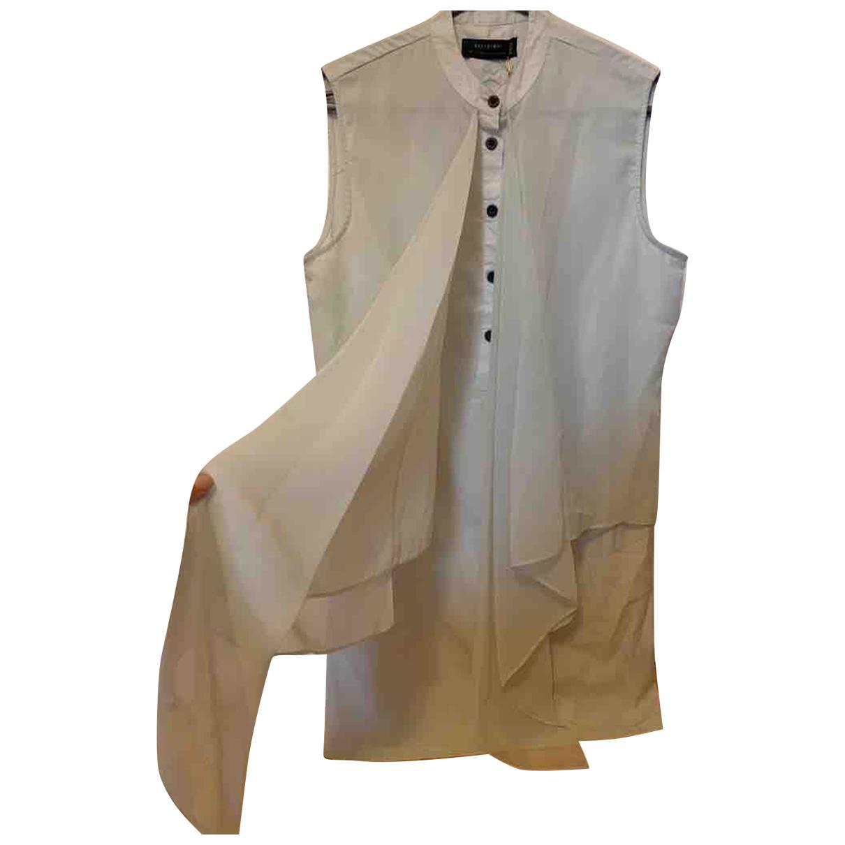 Religion \N Kleid in  Ecru Polyester