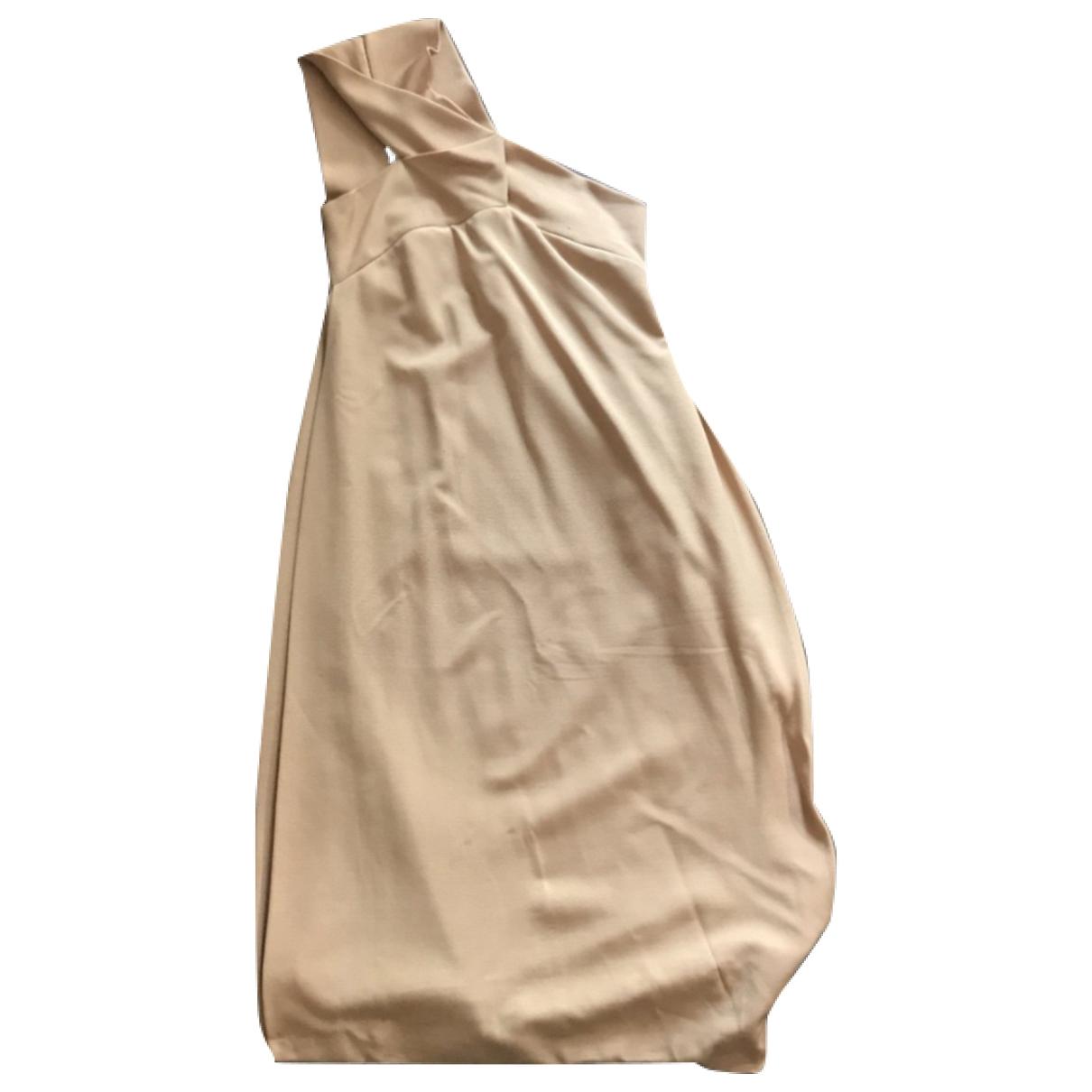 Bottega Veneta \N Beige dress for Women 40 IT