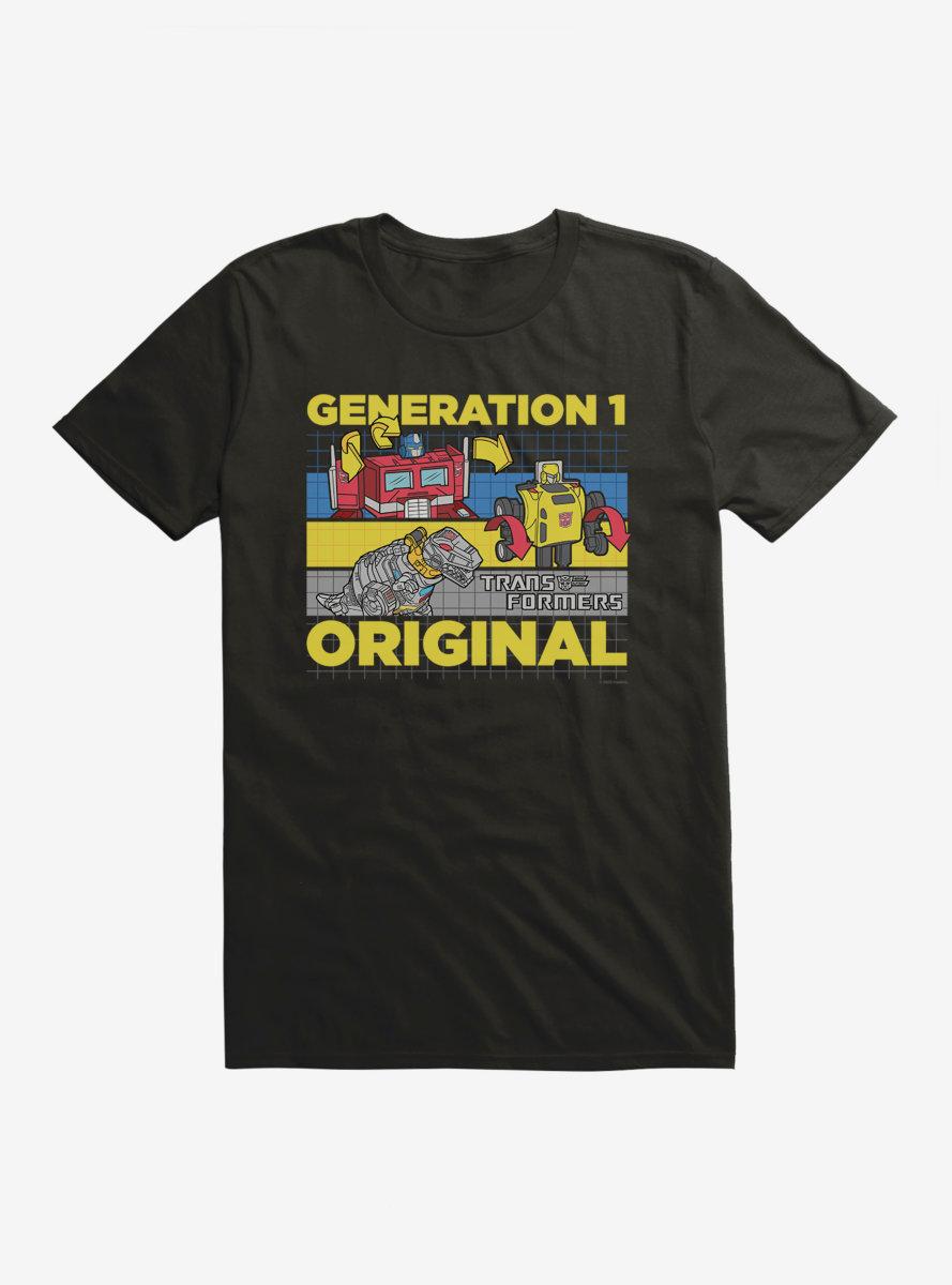 Transformers Original T-Shirt