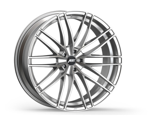 ABT FHR22310101266SHS-01 High Performance HR23 Shadow Silver Wheel Set 23x10 5x112 10mm Audi Q8 |SQ8 2019-2020