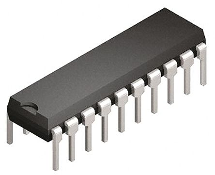 Analog Devices LT1339CN#PBF, DC-DC Controller 150 kHz 20-Pin, PDIP