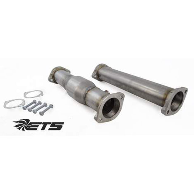 ETS 03-06 Mitsubishi Evolution 8|9 Resonated Test Pipe
