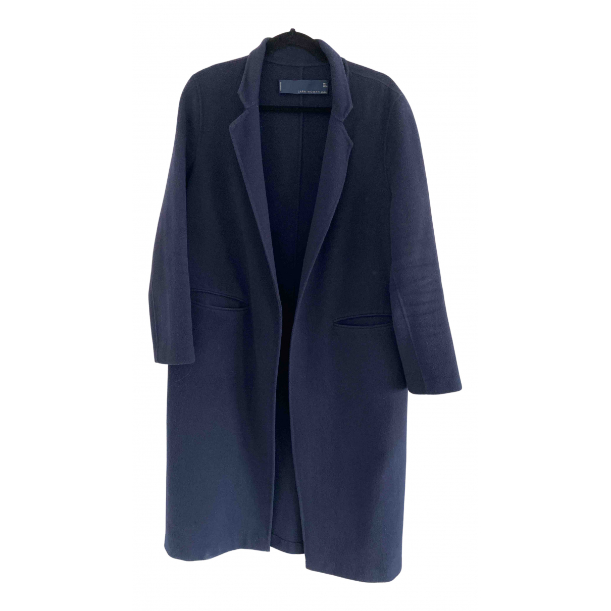 Zara N Navy coat for Women L International