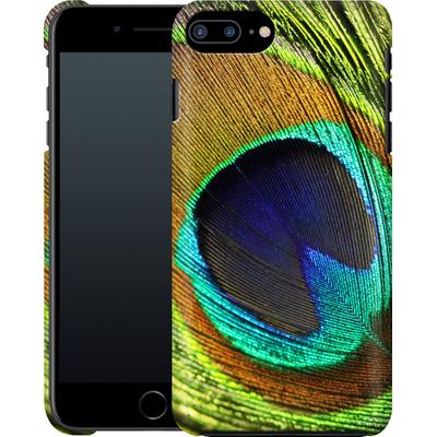Apple iPhone 8 Plus Smartphone Huelle - Peacock von Mark Ashkenazi