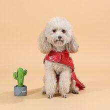 Hund reflektierender Regenmantel