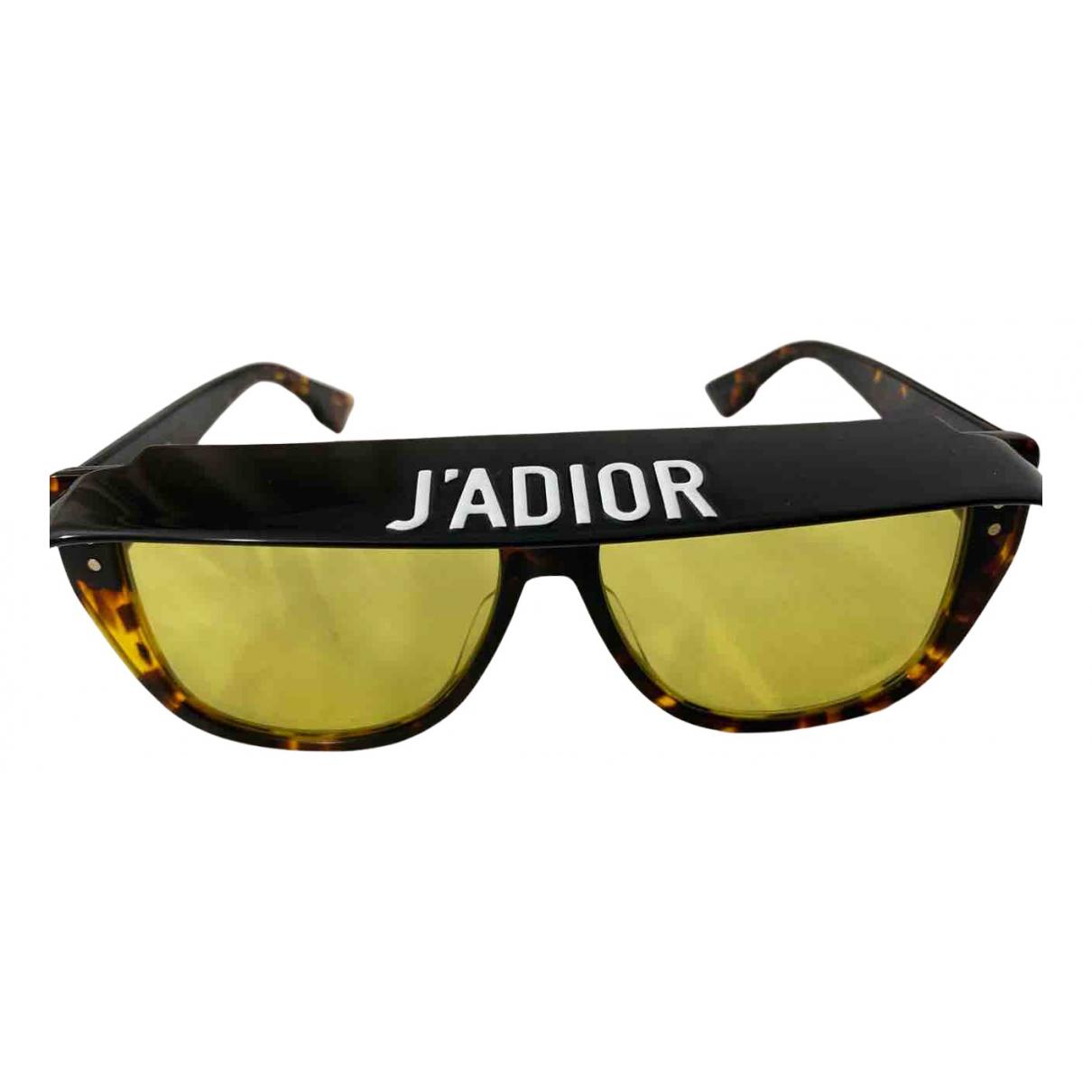 Dior Diorclub2 Yellow Sunglasses for Women N