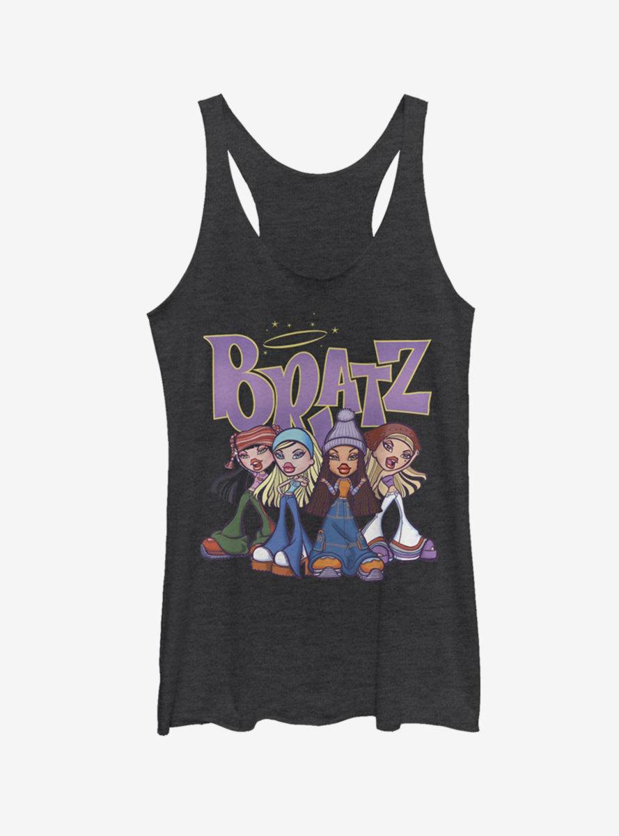 Bratz Best Friends For Life Womens Tank Top