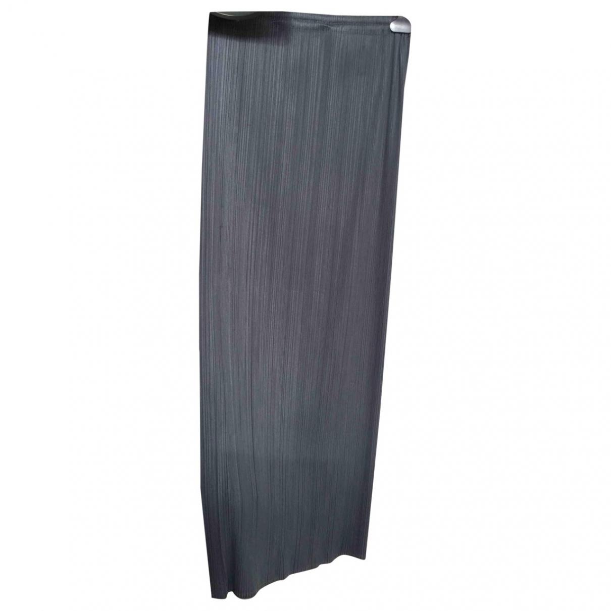 Pleats Please \N Rocke in  Grau Polyester
