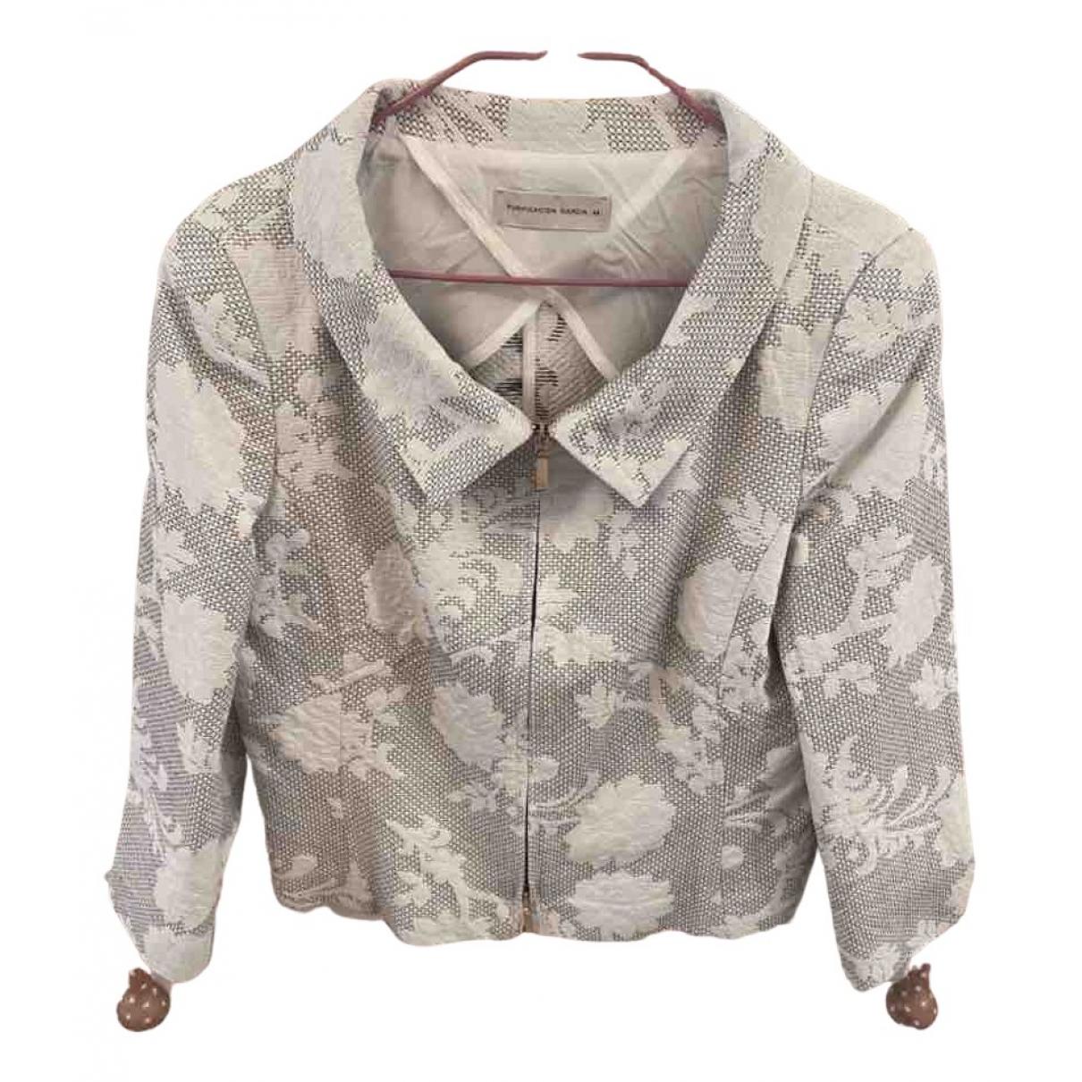 - Veste   pour femme en coton - marine
