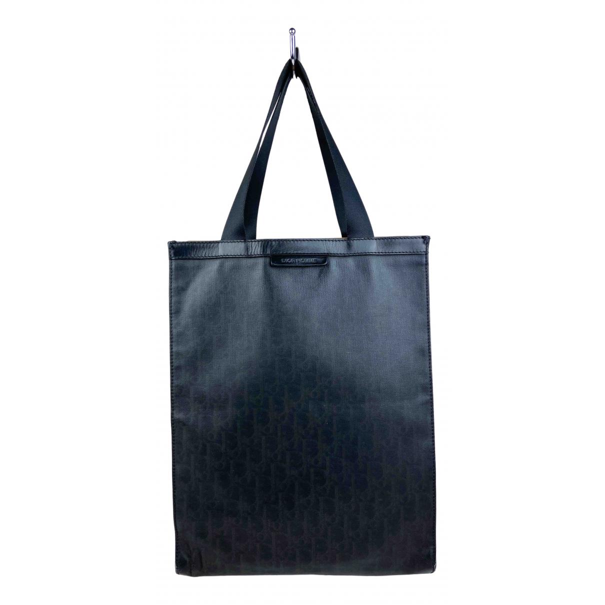 Dior Homme N Black Cloth bag for Men N