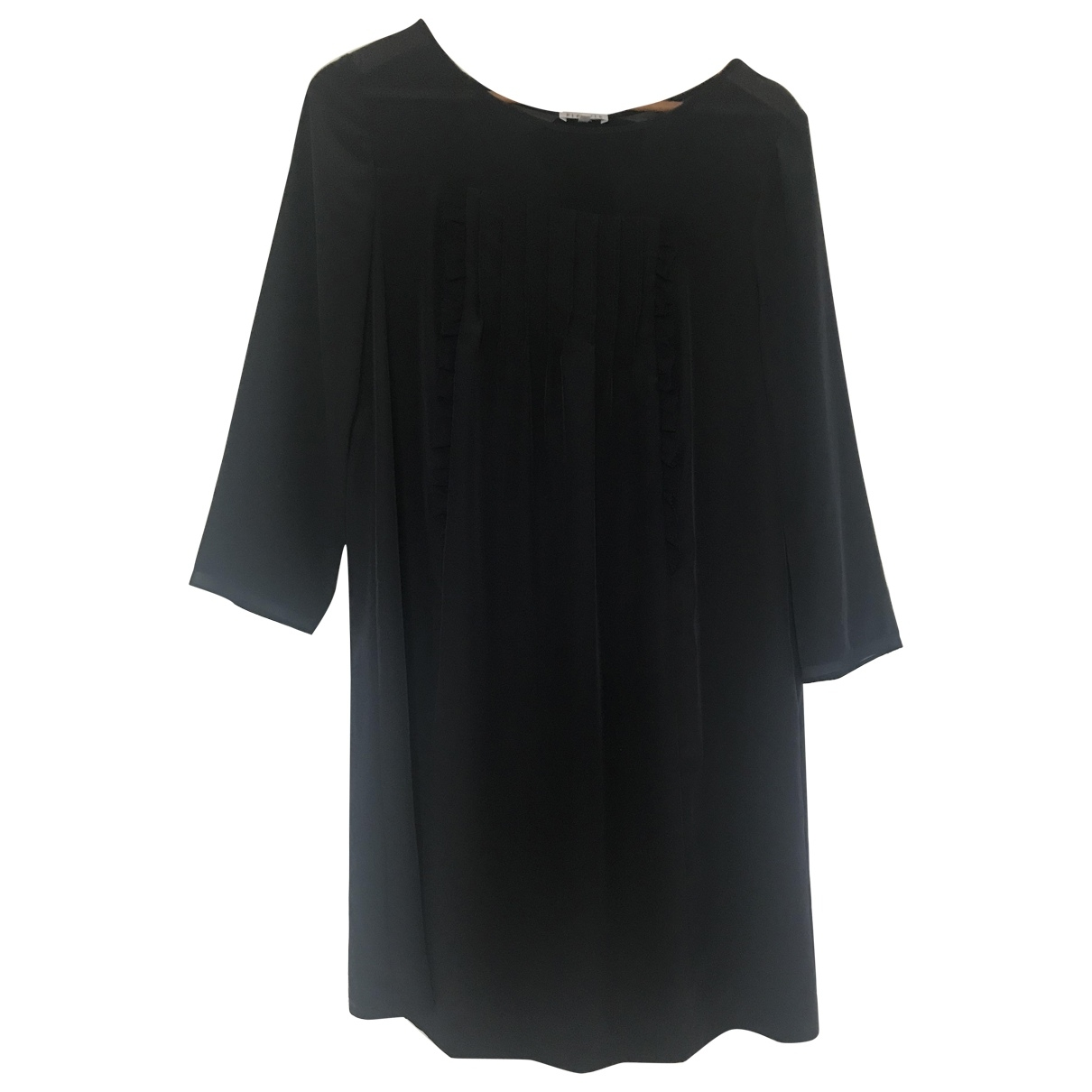 Claudie Pierlot \N Navy dress for Women 40 FR