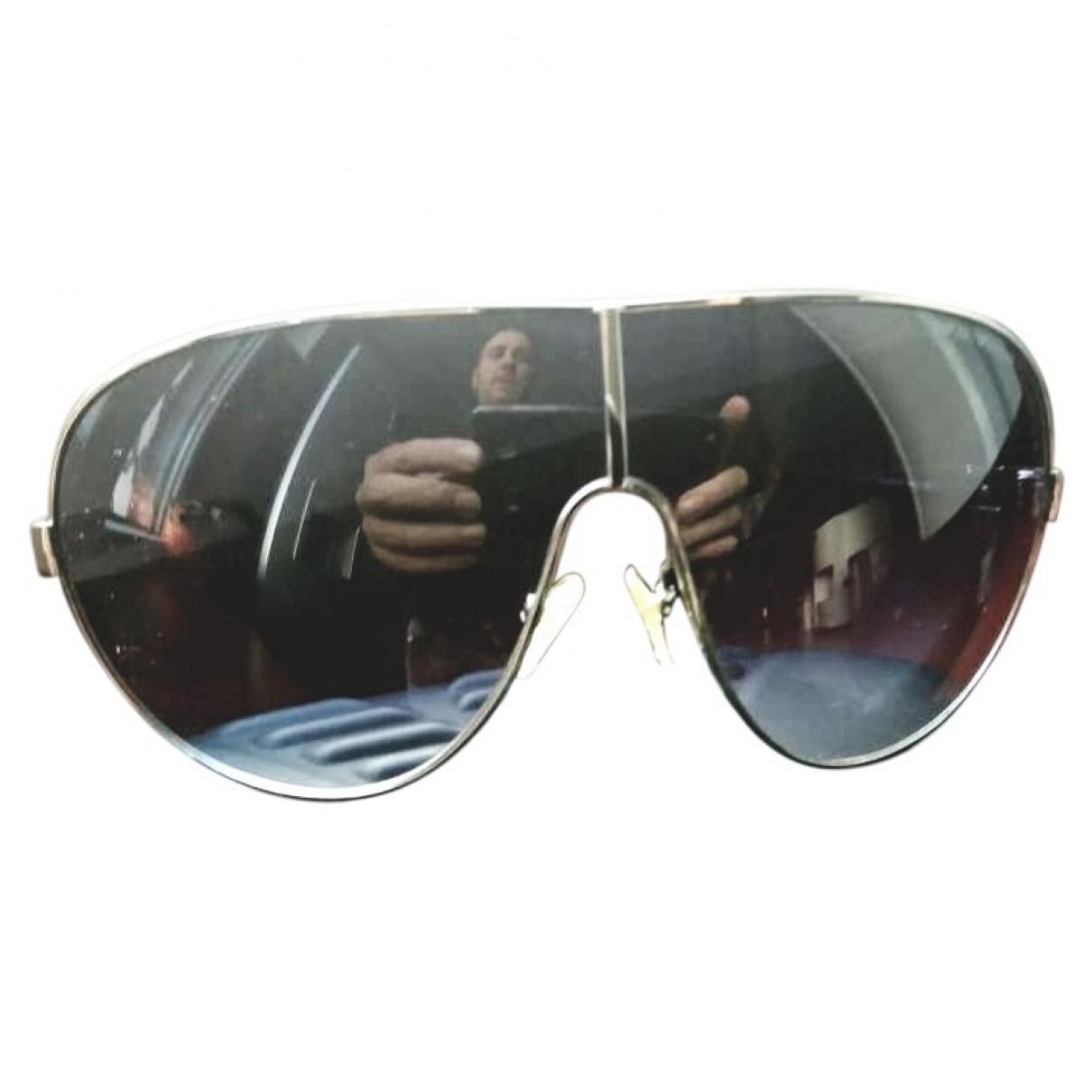 Emporio Armani \N Metallic Metal Sunglasses for Women \N