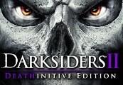 Darksiders II: Deathinitive Edition EU Steam CD Key