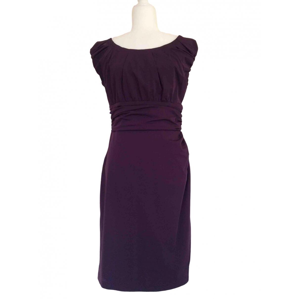Diane Von Furstenberg \N Purple dress for Women 8 US