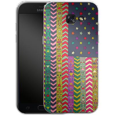Samsung Galaxy A5 (2017) Silikon Handyhuelle - MY USA von Bianca Green
