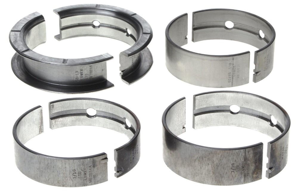 Clevite MS2275A75MM .75mm Main Bearing Set Chevrolet 2006-2008