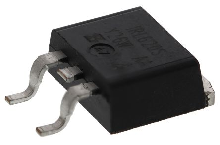Vishay N-Channel MOSFET, 5.2 A, 200 V, 3-Pin D2PAK  IRL620SPBF (5)