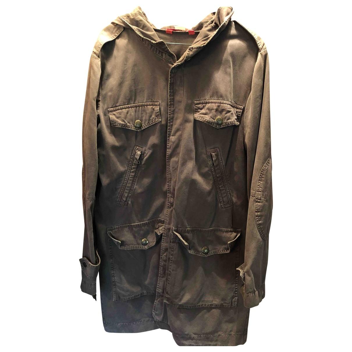 Liu.jo \N Brown Cotton coat for Women L International