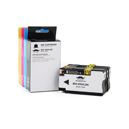 Compatible HP OfficeJet Pro 8620 Ink Cartridges BK/C/M/Y High Yield