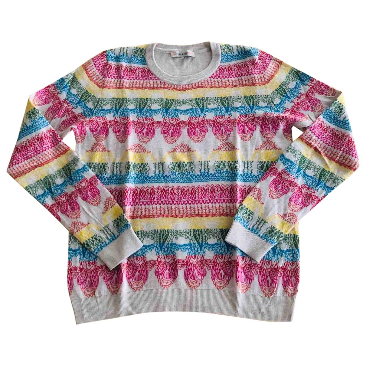 Paul & Joe Sister \N Multicolour Cotton Knitwear for Women 1 US
