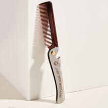 1pc Men Beard Comb