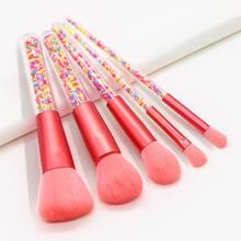 5pcs Soft Makeup Brush