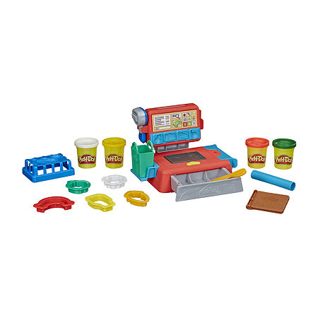 Play-Doh Cash Register, One Size , No Color Family