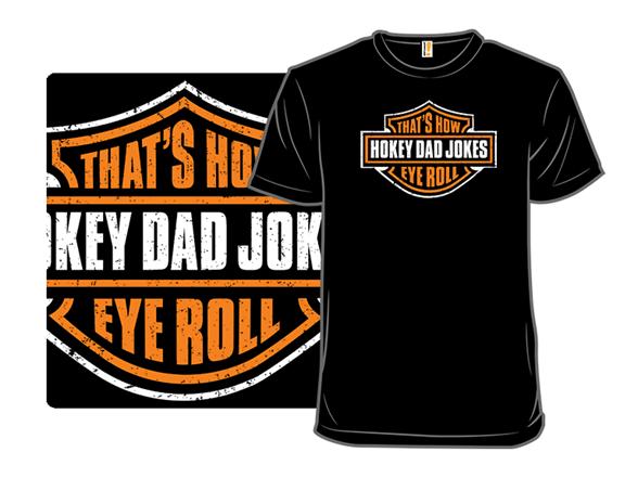 Hokey Dad Jokes T Shirt