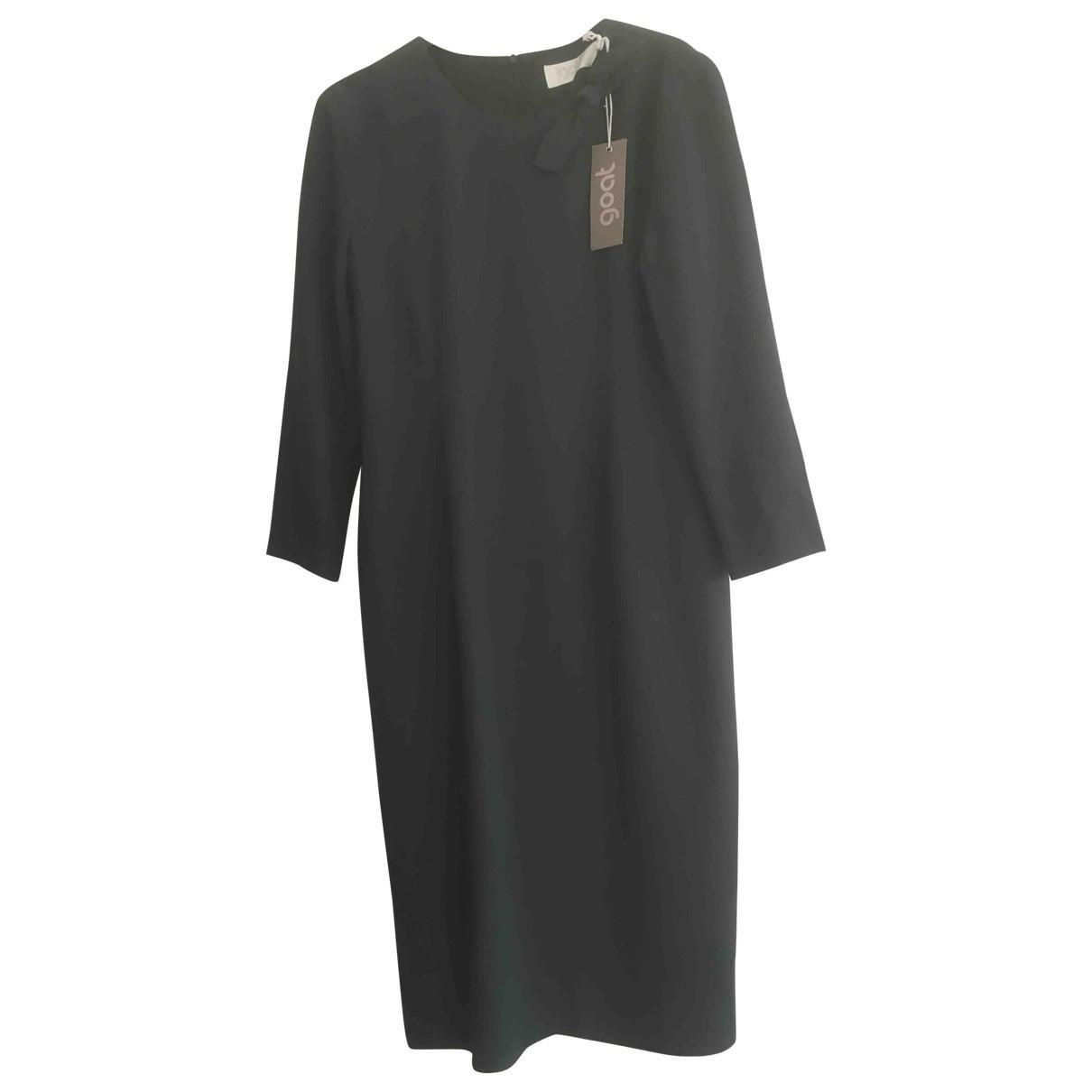 Goat \N Kleid in  Gruen Wolle