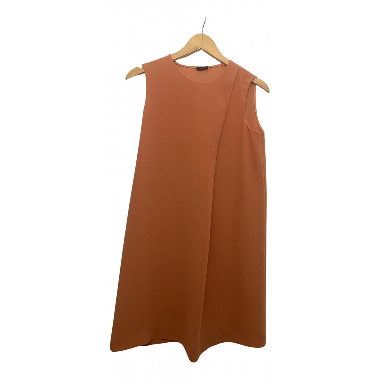 Joseph \N Kleid in  Beige Polyester