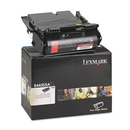 Lexmark 64435XA Original Black Toner Cartridge Extra High Yield
