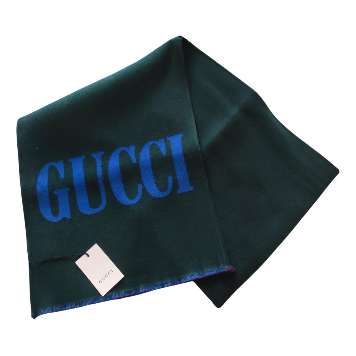 Estola de Lana Gucci