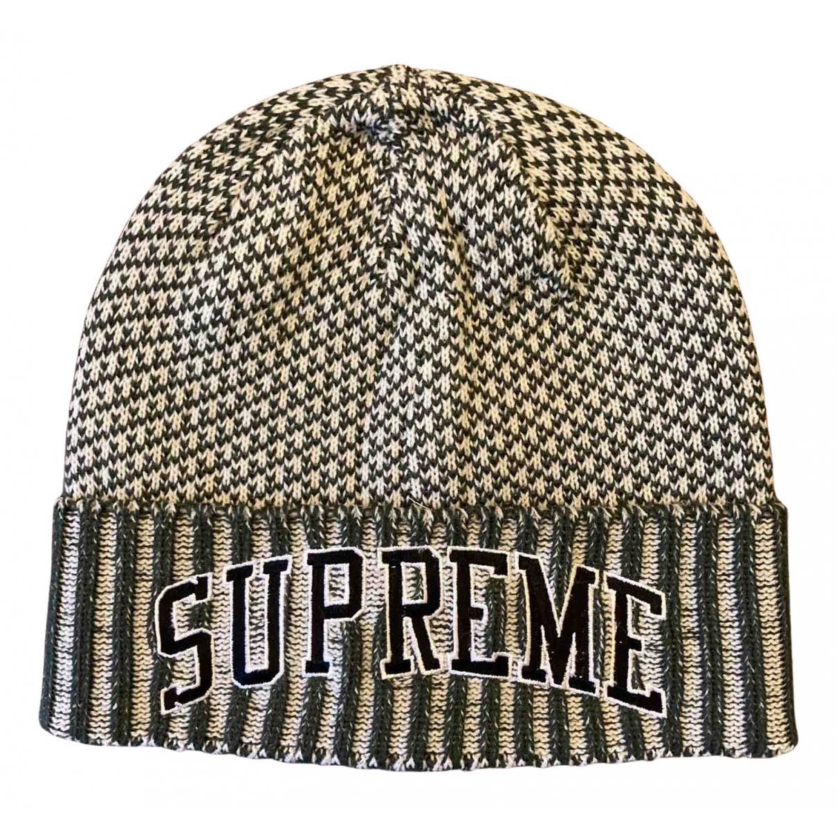 Supreme - Chapeau & Bonnets   pour homme