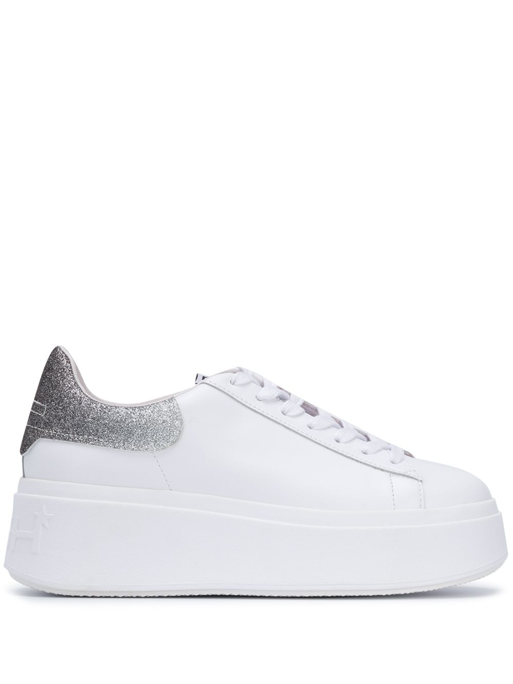 Moby Glittered Sneakers