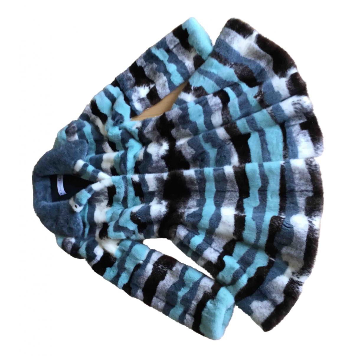 Dior \N Multicolour Mink coat for Women 36 FR
