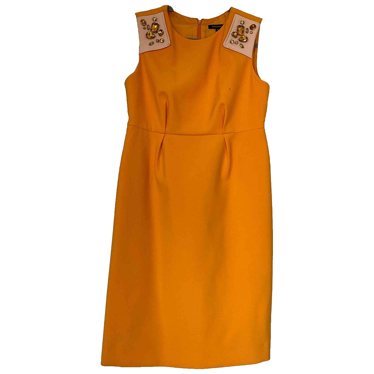 Tara Jarmon - Robe   pour femme - orange