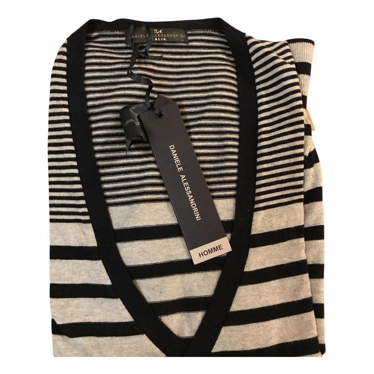 Daniele Alessandrini \N Pullover.Westen.Sweatshirts  in Baumwolle
