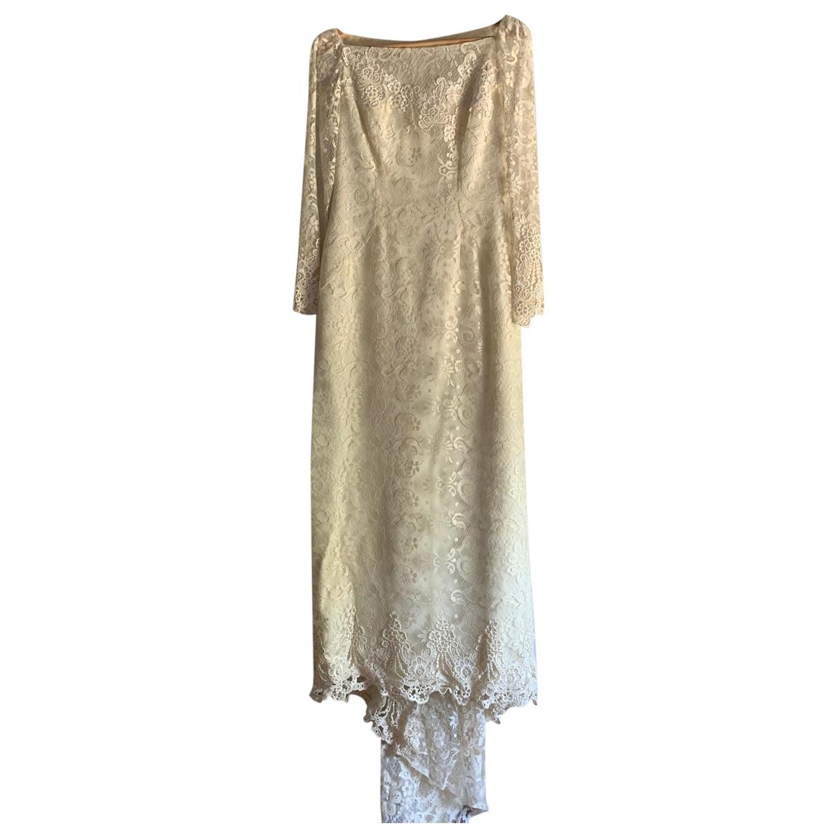 Maxi vestido de Encaje Non Signe / Unsigned
