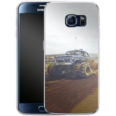 Samsung Galaxy S6 Silikon Handyhuelle - Off Road von Bigfoot 4x4