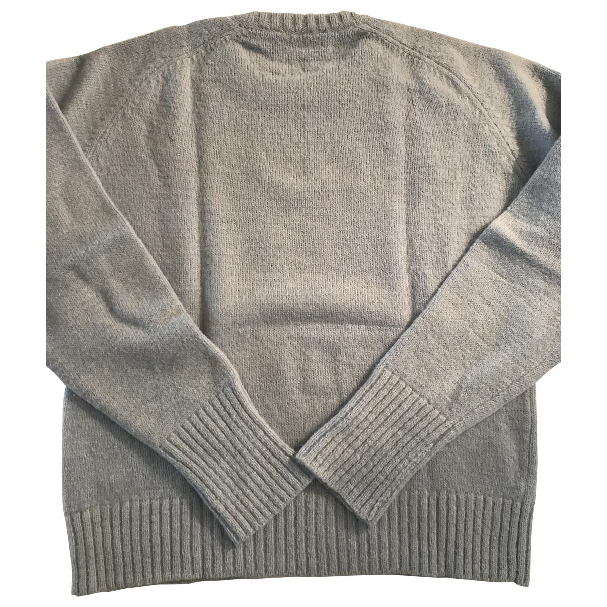 Ami - Pulls.Gilets.Sweats   pour homme en laine - bleu