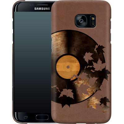 Samsung Galaxy S7 Edge Smartphone Huelle - Autumn Song von Terry Fan