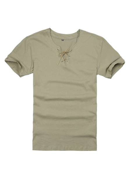 Milanoo Attack On Titan Shingeki No Kyojin Eren Jaeger Cosplay Short Sleeve T Shirt Halloween