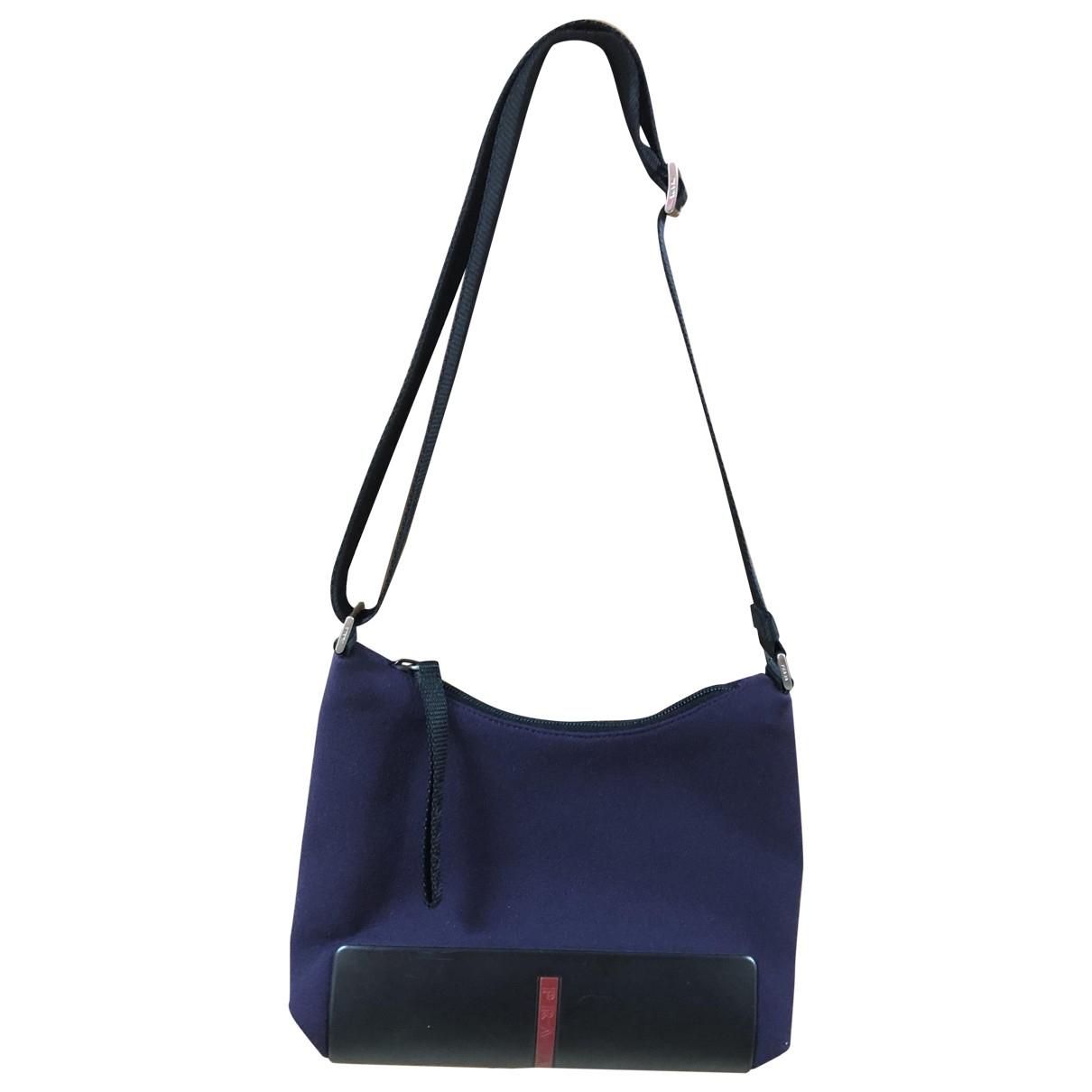 Prada \N Purple handbag for Women \N