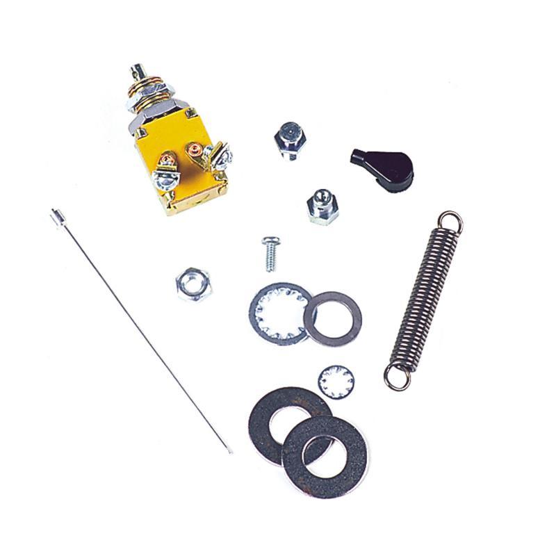 B&M Kickdown Switch Kit For TH400 Transmission